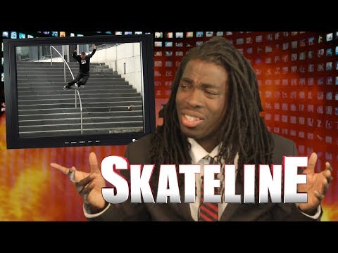 SKATELINE - Marc Johnson, Curren Caples, Michael Pulizzi, Nick Tucker, Austin Kanfouch Pro