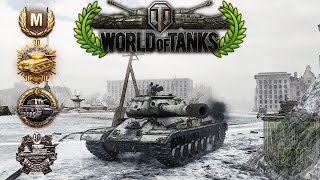 World of Tanks - IS-4 - 11 Kills - 9.7k Damage - 1vs6 [Replay|HD]