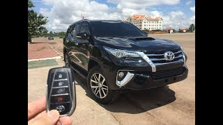 New 2017 Toyota Fortuner 3.0 D4D | Challenge every journey | Review