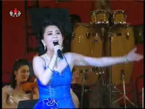 南北朝鮮音楽対決、再び!