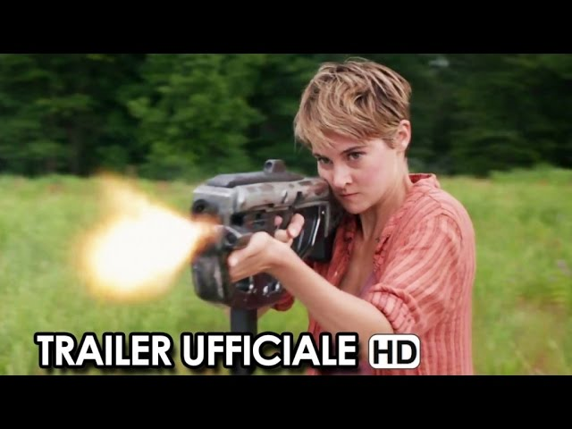 Insurgent Trailer Ufficiale Italiano 'Fight Back' (2015) - Shailene Woodley, Theo James Movie HD