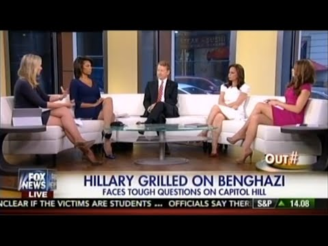 Sen. Rand Paul Appears on Fox's Outnumbered - October 23, 2015