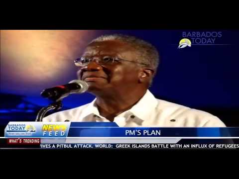 BARBADOS TODAY AFTERNOON UPDATE - August 7, 2015