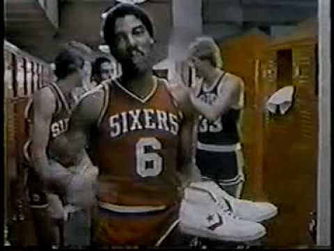 Larry Bird Dr. J Commercial