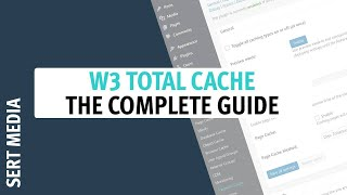 W3 Total Cache Tutorial 2019 - How To Setup W3 Total Cache Plugin - W3 Total Cache Plugin