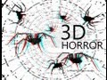 3D Spider anaglyph animation Video