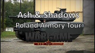 Wargame Red Dragon - Ash & Shadows - Poland Armory Tour