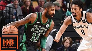 Boston Celtics vs Brooklyn Nets Full Game Highlights / Dec 31 / 2017-18 NBA Season