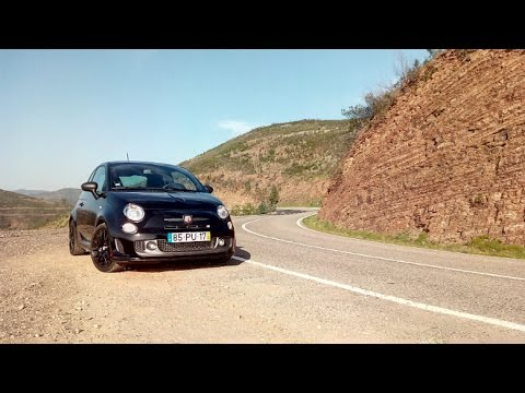 Abarth 595 Competizione Review Portugal