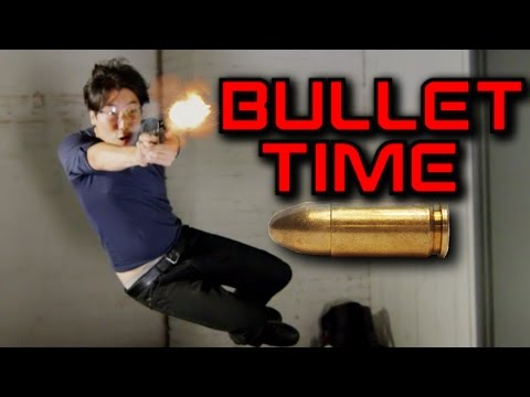 Real Life Bullet Time