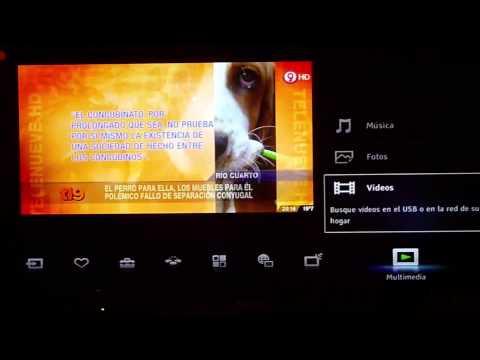 Como hacer Streaming hacia un SmartTV