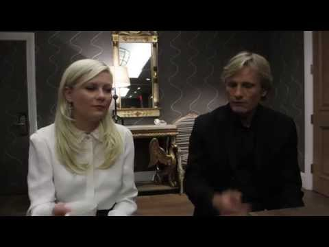 Viggo Mortensen and Kirsten Dunst Talk Movies