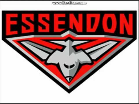 Bombers Logo Essendon Essendon Bombers Theme Song