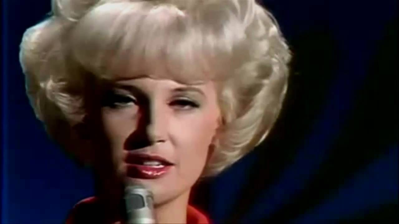 Tammy Wynette Stand By Your Man Live Youtube