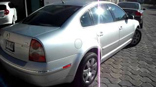 VW PASSAT 2002 4 MOTION