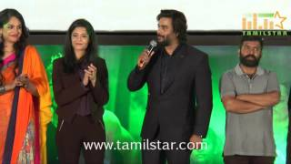 Irudhi Suttru Movie Audio Launch Part 2