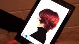 D-WOD société de modélisation de coiffures en 3D