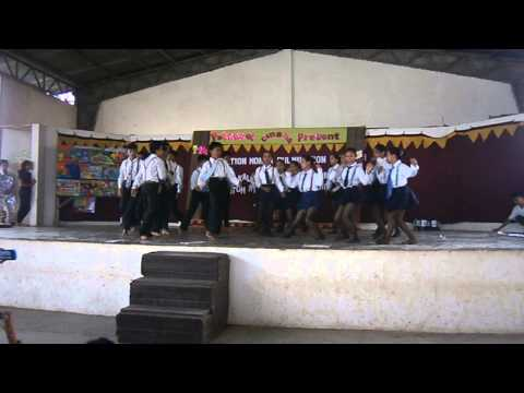 Jazz Chant Prowess- Sto. Niño Nhs video