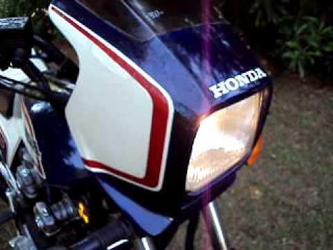 My 1983 Honda CB1100F
