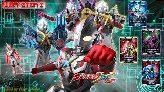 MAD Ultraman X - ウルトラマンオーブ X