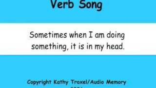 Verb Song