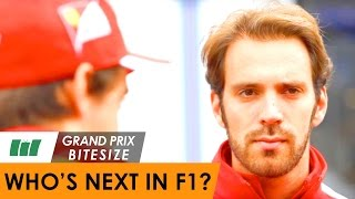 GP Bitesize - Who's Next in F1 2016?