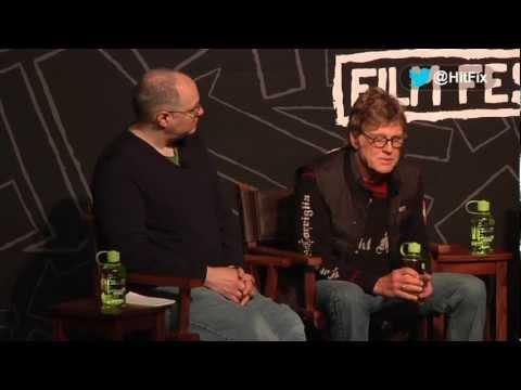 Robert Redford talks sex and guns at the Sundance Film Festival 2013 Opening - Part 1 HD