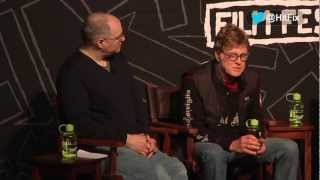 Robert Redford talks sex and guns at the Sundance Film Festival 2013 Opening - Part 1 HD