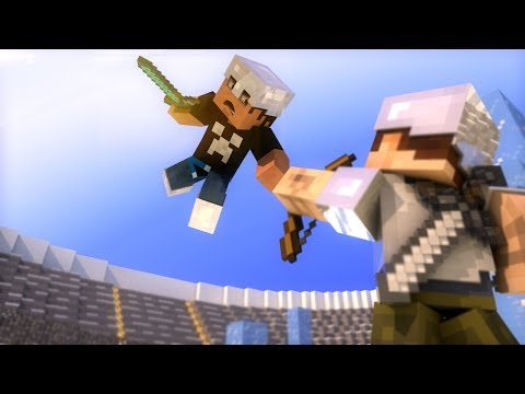DeathMatch - Minecraft Animation