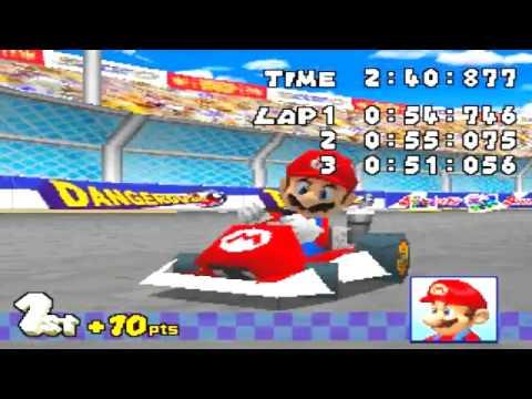 Mario Kart DS Nintendo DS- comentado PT