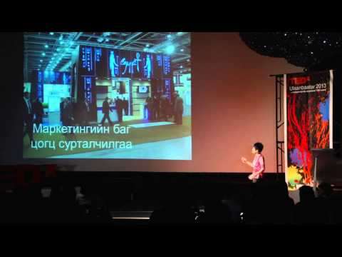 Unlocking Tourism in Mongolia: Tseren Enebish at TEDxUlaanbaatar 2013
