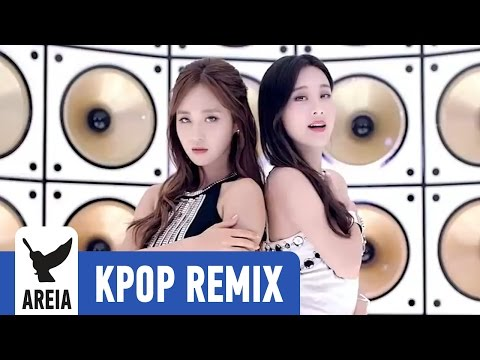Yuri & Seohyun Secret (Areia Kpop Remix) retronew