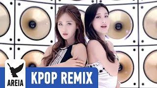 SNSD Yuri x Seohyun - Secret | Areia Kpop Remix #239