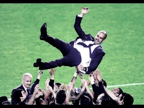 Pep Guardiola The Best Coach