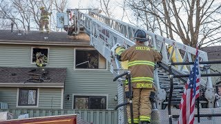 Cedar Grove Fire (Shelton, CT) 12/7/18