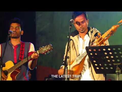 Amar Hridoyo Pinjirar Posha Pakhi (Slogan'71 Concert 2016, TSC Dhaka University)