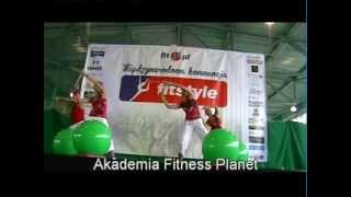 Drums Alive -  Akademia Fitness Planet