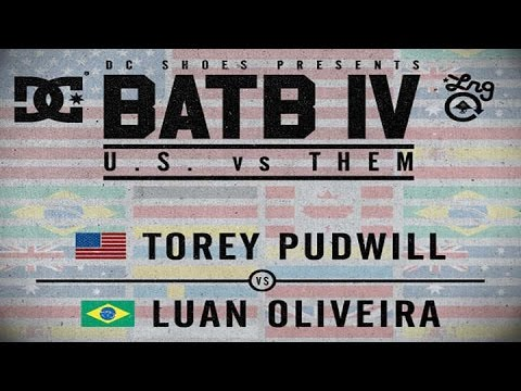 Luan Oliveira Vs Torey Pudwill | BATB4 - Throwback