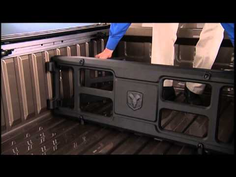 Ram  Truck Bed Dimensions