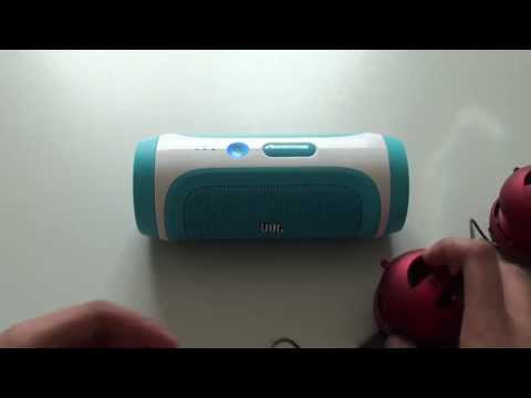 JBL Charge   Compatibility Test + Sound Test vs X-mini