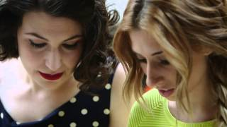 Dotty Inside Cake tutorial l Even Better Baking with Stacey Solomon & Emily Leary