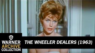 THE WHEELER DEALERS (Original Theatrical Trailer)