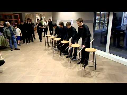 Stool Sample, Marblehead High School Spring Concert Intermission, 05 15 2014