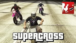 Things to do in GTA V  Supercross