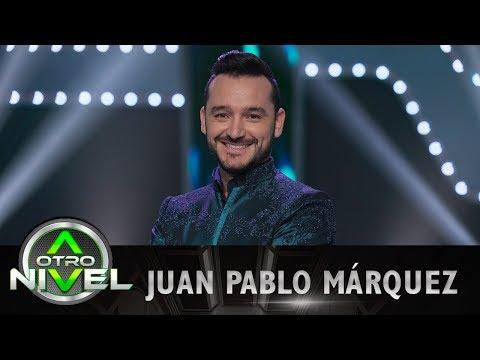 'Le hace falta un beso' - Juan Pablo Márquez - Fusiones | A otro Nivel