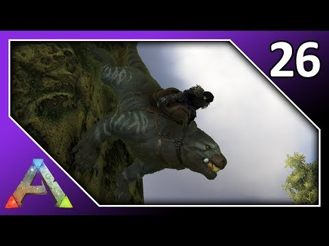 Der König der Tiere | Thylacoleo-Taming | S1E26 | ARK: Survival Evolved | Center