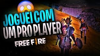 JOGUEI COM TOP GLOBAL!! MITEI DE AWM FT. PRO PL4YER