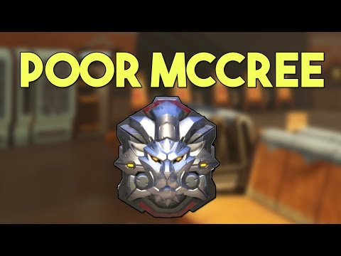 The Worst Thing For An Ulting McCree - Funny Overwatch Series #37