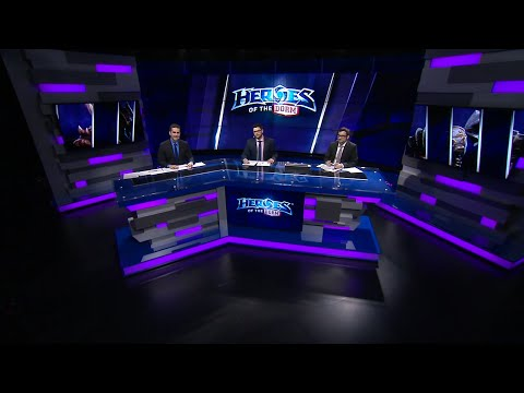Heroes Of The Dorm - Championship Preview Show TL;DR