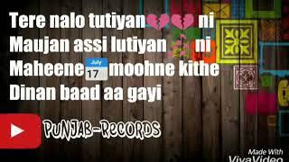download lagu Teeje Weekal  Jordan Sandhu The Boss Latest Punjabi gratis